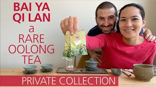 PRIVATE TEA COLLECTION: Bai Ya Qi Lan, a Rare Oolong Tea