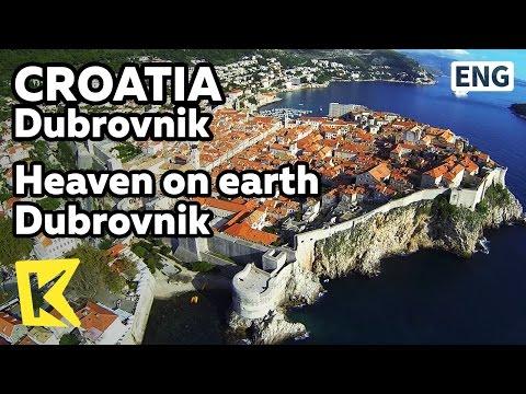 【K】Croatia Travel-Dubrovnik[크로아티아 여행-두브로브니크]지상낙원 두브로브니크/Pile Gate/Roland/Marin Drzic/Rector's Palace