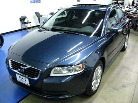 SLXI CARS FOR SALE: 2008 Volvo S40 Blue SN866 - YouTube