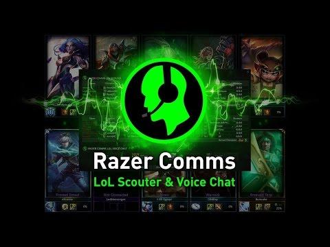 обзор программы Razer Comms