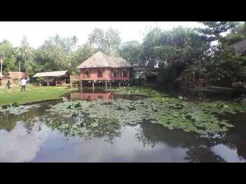 Sabah state museum. [Kampung Warisan The heritage village]