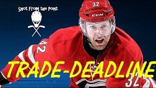 NHL Trade Deadline LIVE Updates & Fan Phone Calls