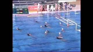 Водное поло. Чемпионат Европы среди женщин 2006. Полуфинал Россия -  Венгрия
