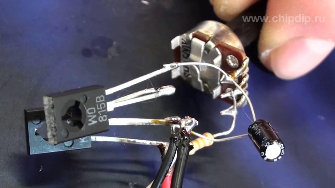 радиоэлектроника для начинающих.схемы.мультивибратор.