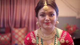 Dr.  Aatish weds Miss Arati | Gurung Nepalese wedding | Pokhara | 2019