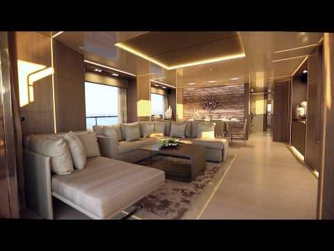 DL 26m Dreamline Motor Yacht