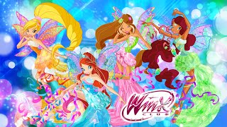 Winx Club Season 5 Harmonix Full Song (English)