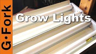 Indoor Grow Lights For Seed Starting - Diy Gardenfork