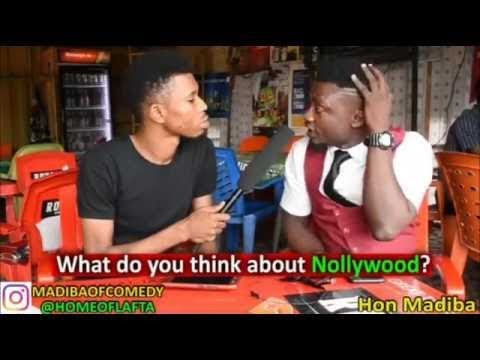 Download What do you think about Nollywood - Madiba of Comedy