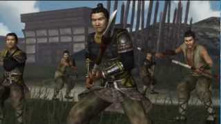 Dynasty Warriors 7 Wu Story Mode Walkthrough Part 1