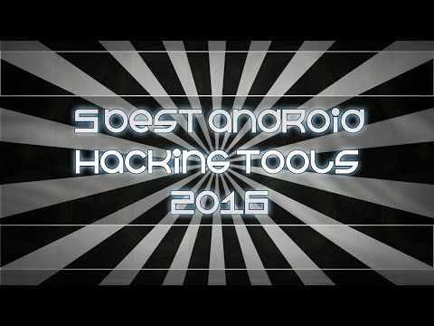 5 Best Android Hacking Tools 2016