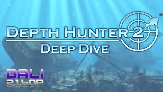 Depth Hunter 2: Deep Dive PC Gameplay 1080p