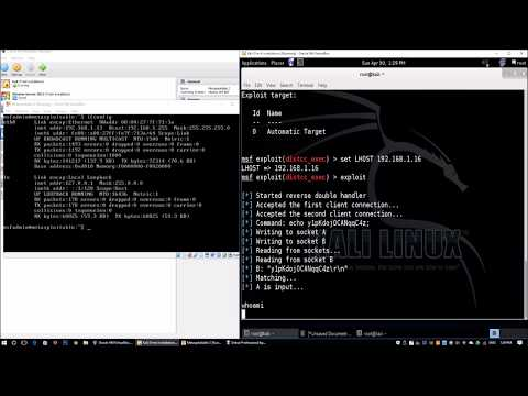 Exploit Server And Gain Root Access