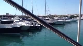 Antibes France yacht