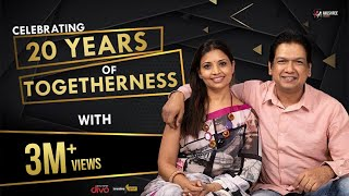 EXCLUSIVE: Vijay Prakash and Mahathi Vijay Prakash With Anushree | Sandalwood | Anushree Anchor