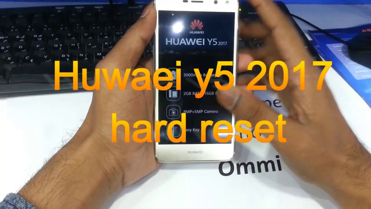 Huwaei Y5 2017 hard reset ( easy trick ) 100% Tested by Technical Ommi