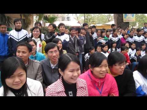 Đoàn TTSP Tại Trường THPT Tân Yên Số 1 - Năm Học 2010-2011