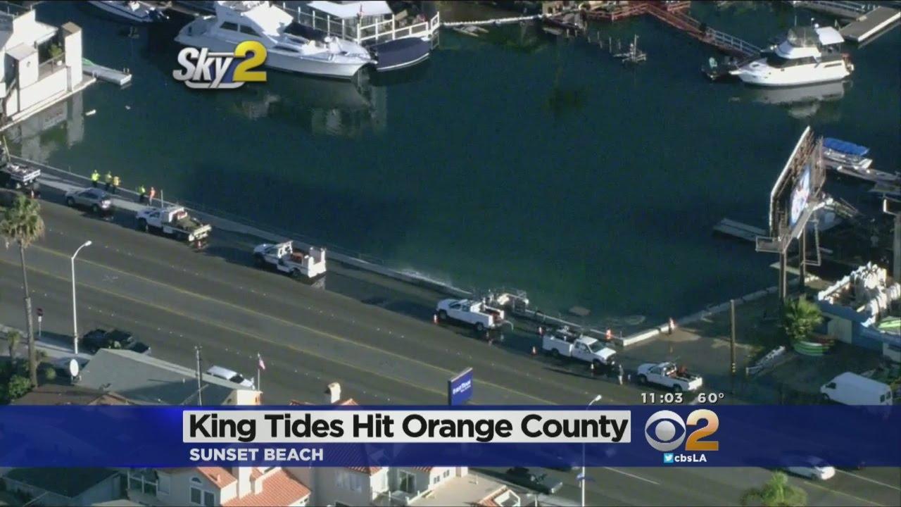 King tides hit orange county youtube king tides hit orange county nvjuhfo Image collections