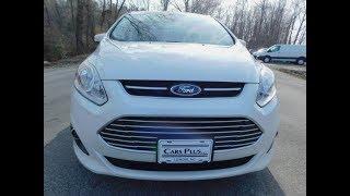 видео Тест драйв Ford C-MAX: стильный и спортивный. Новый Ford C-MAX, отзывы