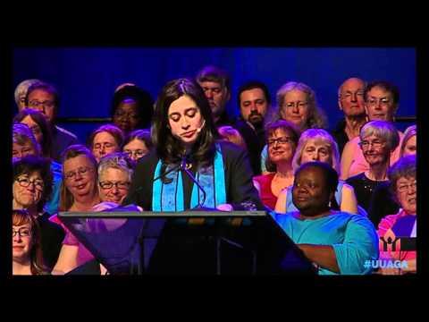 "#504 Sunday Morning Worship - Sermon - Rev. Alison B. Miller - ""Re-Storying Hope"""