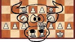♘ Der Stier - 🐮 Klassische Eröffnungsprinzipien 🐄, Schach-Grundlagenkurs, Folge 4