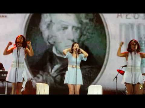 Lana Del Rey - Off To The Races (Live At Rockwave Festival 19/07/16)