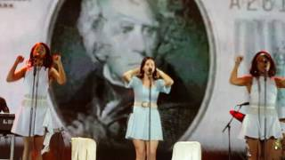 Repeat youtube video Lana Del Rey - Off To The Races (Live At Rockwave Festival 19/07/16)