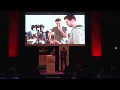 Interactive Media Summit 2015 -  Revolver - 360 degree virtual reality film for Terre Des Hommes