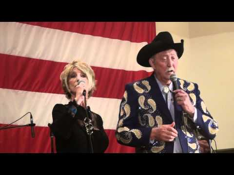 Jack Greene & Jeannie Seely - There Goes My Everything (#1-1966) - Statue Of A Fool (#1-1969)