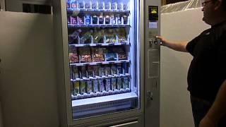 Торговый автомат по продаже снеков Avend-S31(, 2014-09-03T02:37:53.000Z)