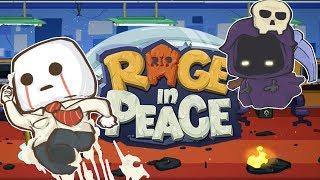 死亡的命運即將到來 - Rage in Peace 無聲之怒 #1