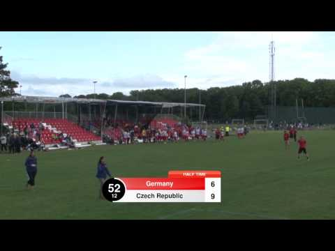 EUC 2015 | Germany vs Czech Republic - Mixed (Pool Play)