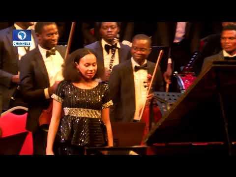 British-Nigerian Pianist Rebeca Omordia Joined Muson Symphony Orchestra |Metrofile|