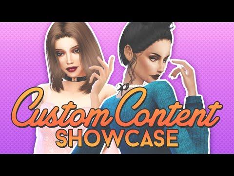 The Sims 4 | Custom Content Showcase