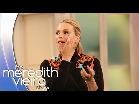 Molly Sims' Beauty Tips! | The Meredith Vieira Show