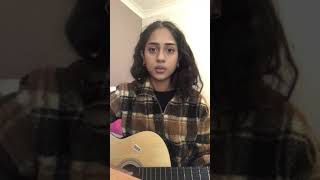 Tu Mera Nahi cover by Bisma J | Dil te mera kamla hoya | Rizwan Anwar | Mera naam Yousaf hai OST