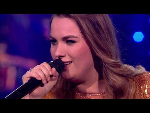 Esmee met Rolling in the deep van Adele  Topper Gezocht