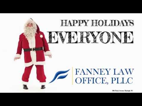 Fanney Law Office - Happy Holidays!