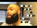 How to Train & Style Your Beard