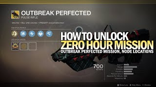 How To Unlock Outbreak Perfected Mission