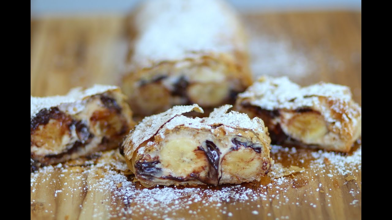 Banana Chocolate Puff Pastry Recipes