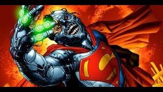 Cyborg Superman Tribute [Renegade]