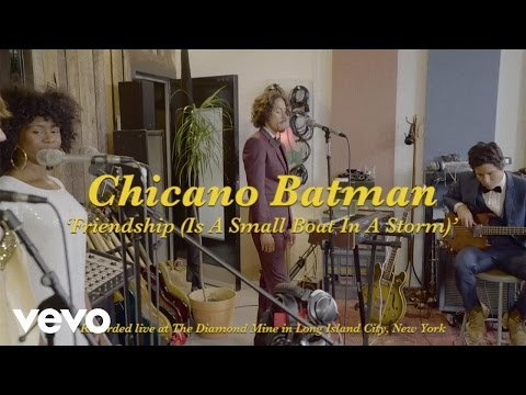 Chicano Batman - Friendship (Is A Small Boat In A Storm) (Live At Diamond Mine Studio)