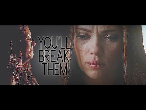 sad multifandom || you'll break them