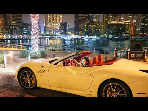 DUBAI Finally |Burj khalifa,Dubai mall,Ferrari drive & much more