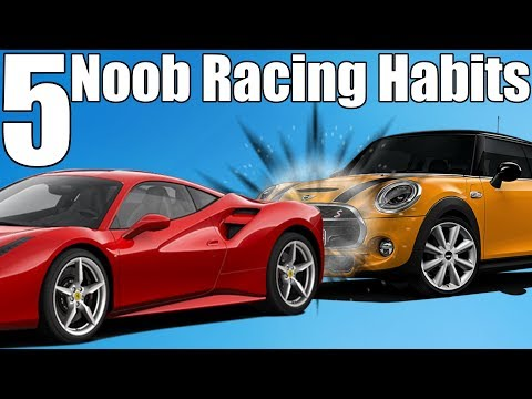 5 Signs You're A Racing Game Noob!
