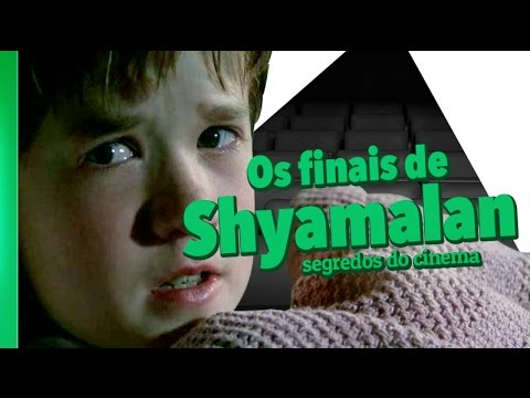 Os Finais de Shyamalan | Segredos do Cinema #14