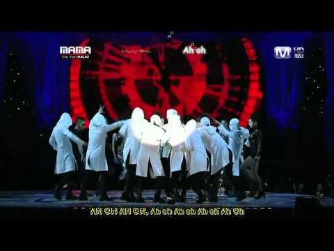 TOP & GD MAMA 2010 (SUB ESP - ROMAN) -