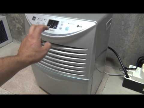 Lg Dehumidifier 3850a20500h Dehumidifier Supply