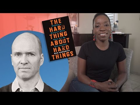 The Hard Thing About Hard Things By Ben Horowitz - Introduction